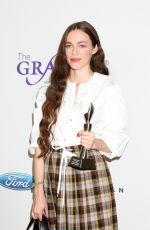 HAILEY GATES at 2018 Gracie Awards Gala in Beverly Hills 05/22/2018