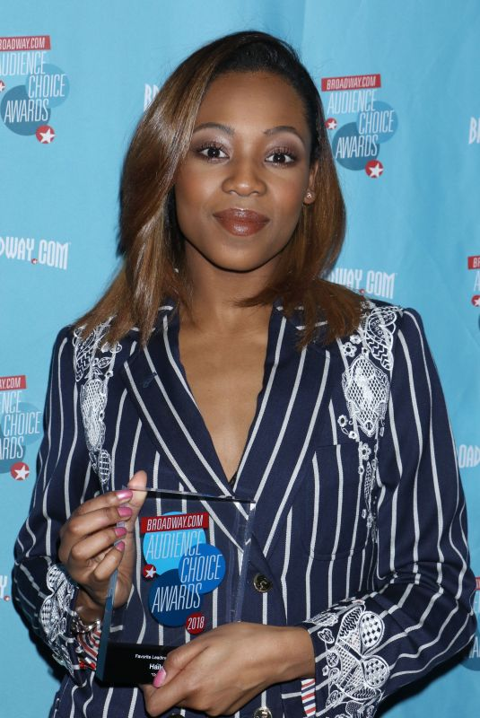 HAILEY KILGORE at broadway.com Audience Choice Awards Winners Cocktail Party in New York 05/24/2018