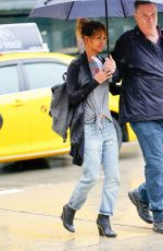 HALLE BERRY at JFK Airport in New York 05/27/2018