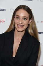 HANNAH JETER at The Stuff Book Launch in New York 05/14/2018