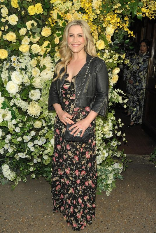 HEIDI RANGE at Ivy Chelsea Garden Annual Summer Party in London 05/14/2018