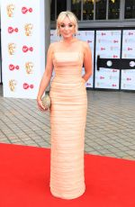 HELEN GEORGE at Bafta TV Awards in London 05/13/2018