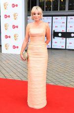 HELEN GEORGE at Bafta TV Awards in London 05/13/2018