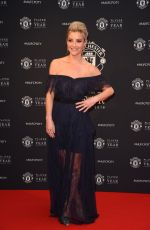 HELEN SKELTON at 2018 Manchester United Player of the Year Awards in Manchester 05/01/2018