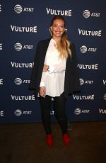 HILARY DUFF at Vulture Festival in New York 05/19/2018