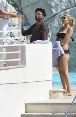 HOFFIT GOLAN in Swimsuit and Bikini at Eden Roc Hotel in Antibes 05/12/2018
