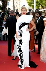 HOFIT GOLAN at 71st Annual Cannes Film Festival Closing Ceremony 05/19/2018