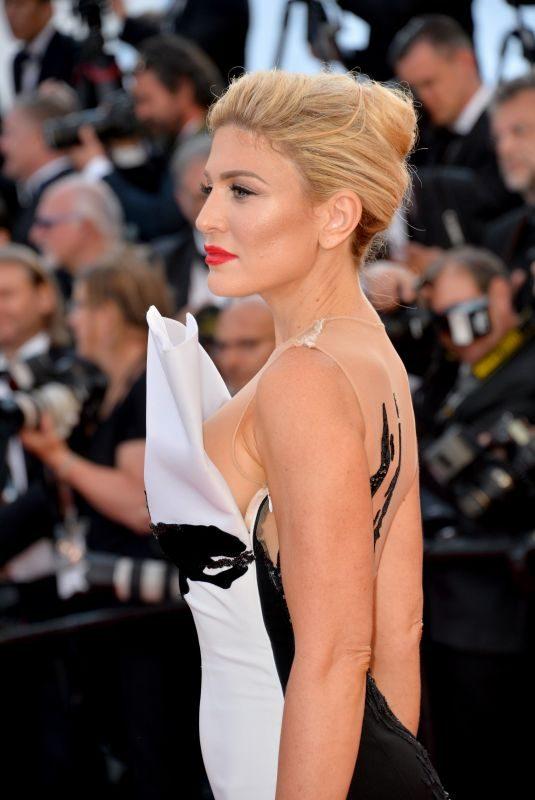 HOFIT GOLAN at 71st Annual Cannes Film Festival Closing Ceremony 05/19/2018