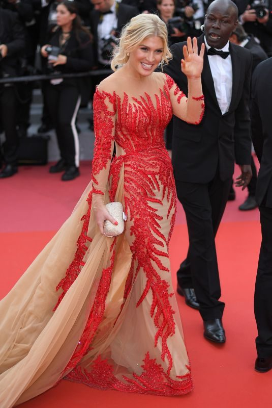 HOFIT GOLAN at Solo: A Star Wars Story Premiere at Cannes Film Festival 05/15/2018