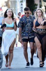HOLLY HAGAN in Bikini Top Out in Marbella 05/28/2018