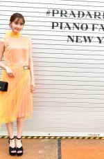 IM YOONA LIM at Prada Resort: 2019 Show in New York 05/04/2018