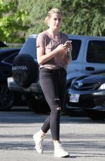 IRELAND BLADWIN Out and About in Los Angeles 05/15/2018