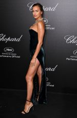 IRINA SHAYK at Secret Chopard Party at 71st Cannes Film Festival 05/11/2018