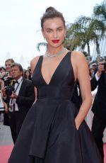 IRINA SHAYK at Yomeddine Premiere at Cannes Film Festival