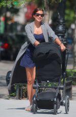 IRINA SHAYK Out in New York 05/23/2018