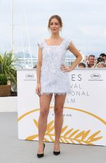 IRINA STARSHENBAUM at Leto Photocall at Cannes Film Festival 05/10/2018