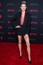 ISABEL MAY at Netflix FYSee Kick-off Event in Los Angeles 05/06/2018
