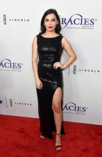 ISABELLA GOMEZ at 2018 Gracie Awards Gala in Beverly Hills 05/22/2018