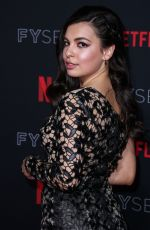 ISABELLA GOMEZ at Netflix FYSee Kick-off Event in Los Angeles 05/06/2018
