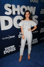 ISABELLA GOMEZ at Show Dogs Premiere in New York 05/05/2018