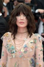 ISABELLE ADJANI at Everybody Knows Premiere and Opening Ceremony at 2018 Cannes Film Festival 05/08/2018
