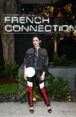 ISABELLE FUHRMAN at French Connection FA18 Collection Preview in Los Angeles 05/30/2018