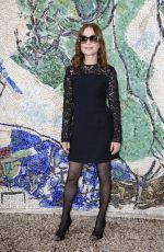 ISABELLE HUPPERT at Louis Vuitton 2019 Cruise Collection in Saint Paul De Vence 05/28/2018