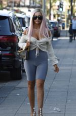 ISABELLE WARBURTON at Hair Arvina Launch in Cheshire 05/05/2018