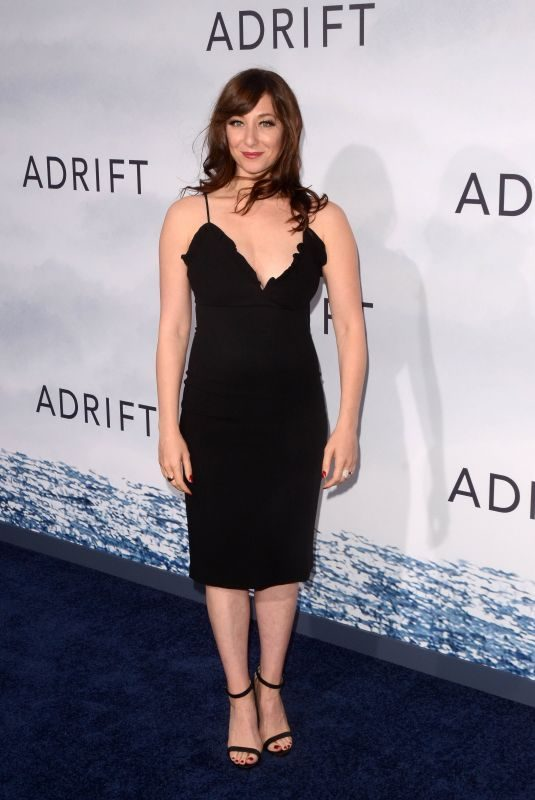 ISIDORA GORESHETER at Adrift Premiere in Los Angeles 05/23/2018