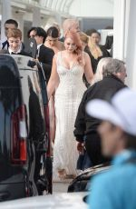 ISKRA LAWRENCE Out in Cannes 05/13/2018