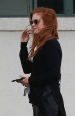 ISLA FISHER Out and About in Beverly Hills 05/24/2018