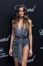 IZABEL GOULART at Secret Chopard Party at 71st Cannes Film Festival 05/11/2018