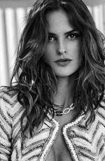 IZABEL GOULART for Elle Magazine, Russia June 2018
