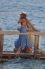 IZABEL GOULART Out in Ibiza 05/28/2018