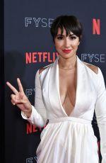 JACKIE CRUZ at Netflix FYSee Kick-off Event in Los Angeles 05/06/2018