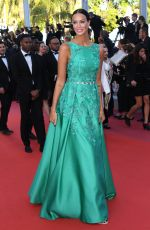 JADE LAGARDERE at Capharnaum Premiere at 2018 Cannes Film Festival 05/17/2018