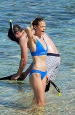 JAIME KING in Bikini at a Beach in Hawaii 05/25/2018