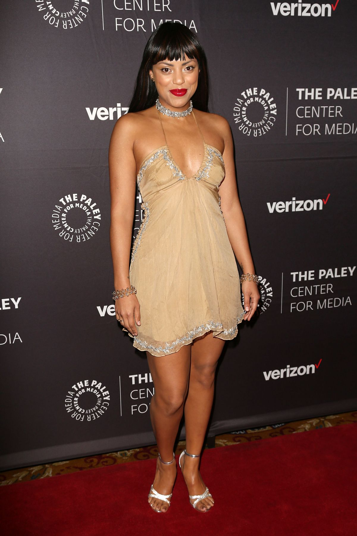 JAIME LEE KIRCHNER at Paley Honors: A Gala Tribute to