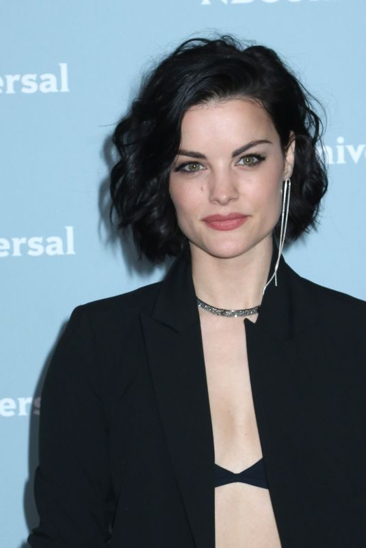 JAIMIE ALEXANDER at NBCUniversal Upfront Presentation in New York 05/14/2018