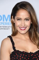 JAINA LEE ORTIZ at Disney/ABC International Upfronts in Burbank 05/20/2018