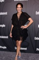 JAINA LEE ORTIZ at EW & People New York Upfronts Celebration 05/14/2018