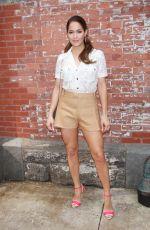 JAINA LEE ORTIZ Out in New York 05/15/2018