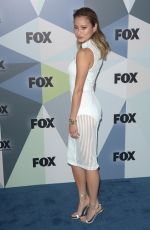JAMIE CHUNG at Fox Network Upfront in New York 05/14/2018