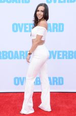 JANELLE MARIE at Overboard Premiere in Los Angeles 04/30/2018