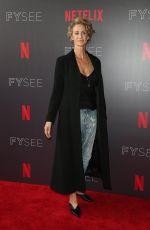 JANET MCTEER at Jessica Jones FYSEE Event in Los Angeles 05/19/2018