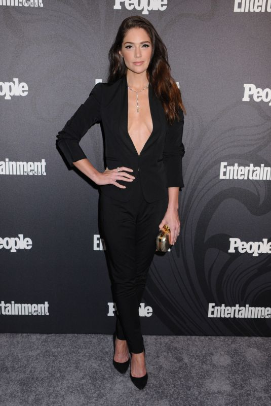 JANET MONTGOMERY at EW & People New York Upfronts Celebration 05/14/2018