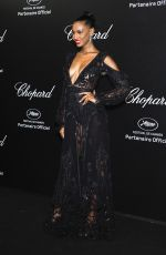 JASMINE TOOKES at Secret Chopard Party at 71st Cannes Film Festival 05/11/2018