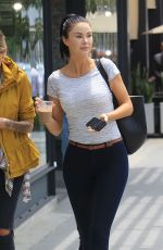 JAYDE NICOLE Out and About in Los Angeles 05/29/2018