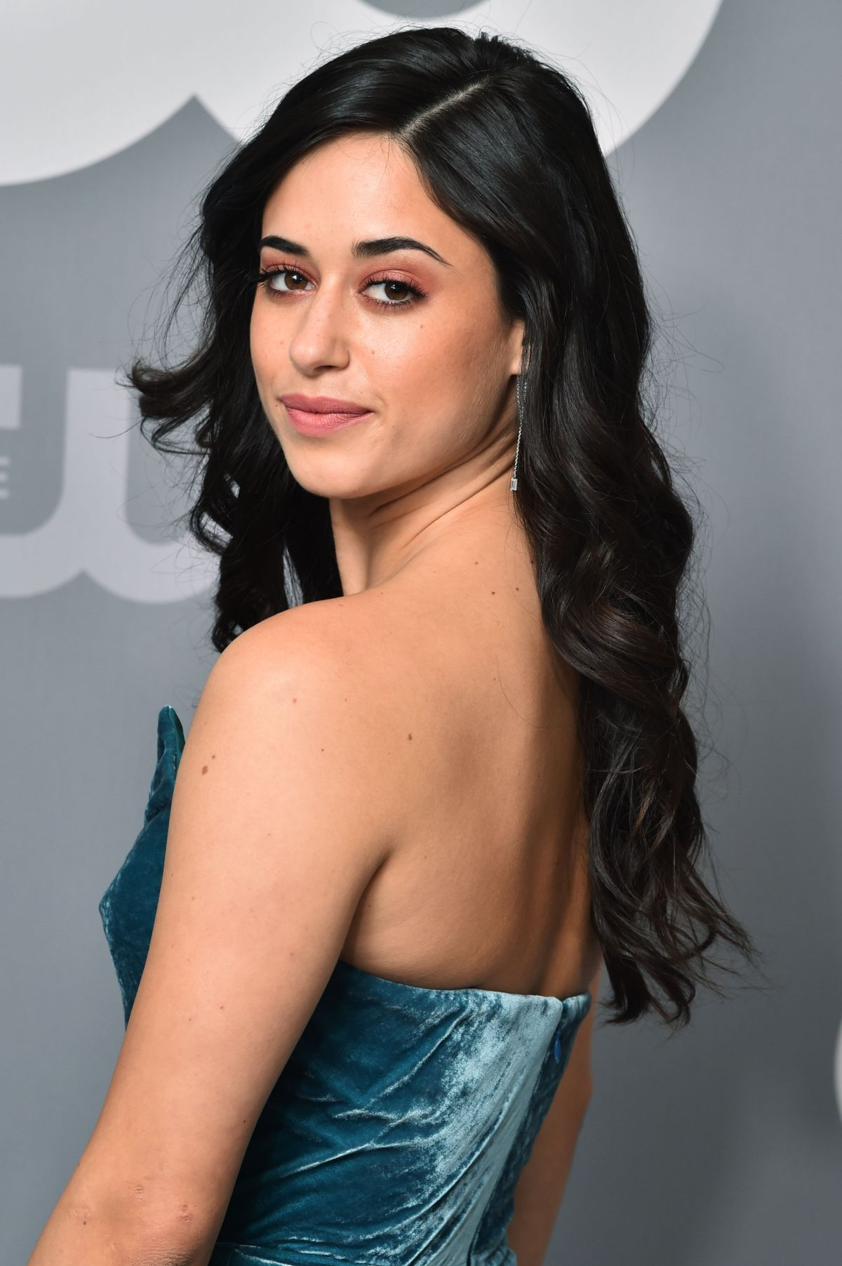 JEANINE MASON at CW Network Upfront Presentation in New