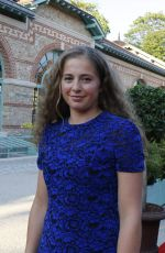 JELENA OSTAPENKO at Draw of 2018 French Tennis Open in Roland-garros in Paris 05/24/2018